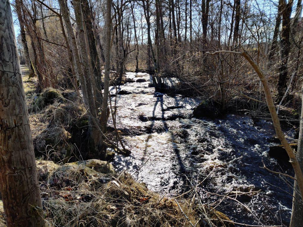 Nationell plan för omprövning av vattenkraft i Stensån