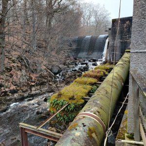 Dammanläggning antagen i nationella planen
